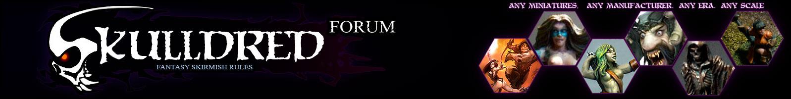 SKULLDRED Forum Beta